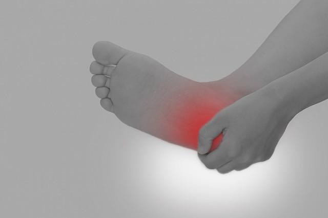 足裏が痛い!
